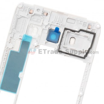 For Samsung Galaxy J5 (2016) SM-J510F Rear Housing Replacement (Double SIM Card) - White - Grade S+ (5)