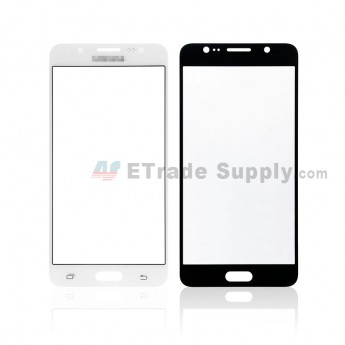 For Samsung Galaxy J5 2016 SM-J510 Glass Lens Replacement - White - With Logo - Grade R (0)