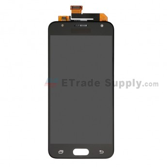 For Samsung Galaxy J5 Prime SM-G570 LCD Screen and Digitizer Assembly Replacement - Black - With Logo - Grade S+ (7)