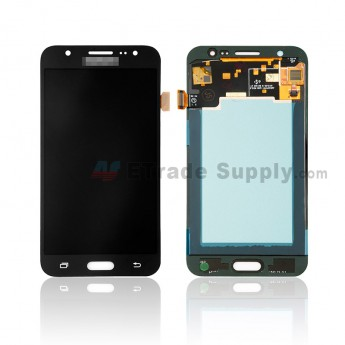 For Samsung Galaxy J5 SM-J500FN/J500F/J500G/J500Y/J500M LCD Screen and Digitizer Assembly Replacement - Black - Samsung Logo - Grade S (0)