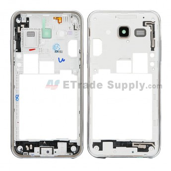 For Samsung Galaxy J5 SM-J500F Rear Housing Replacement - White - Grade S+ (0)