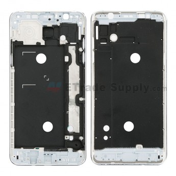 For Samsung Galaxy J7 (2016) SM-J710F Front Housing Replacement - White - Grade S+ (0)