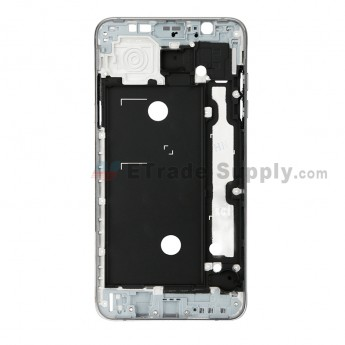 For Samsung Galaxy J7 (2016) SM-J710F Middle Plate Replacement - Black - Grade S+ (0)
