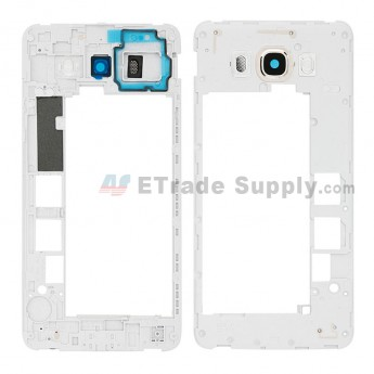 For Samsung Galaxy J7 (2016) SM-J710F Rear Housing Replacement - Gold - Grade S+ (0)