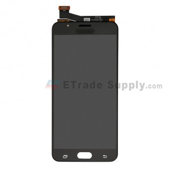 For Samsung Galaxy J7 Prime LCD Screen and Digitizer Assembly Replacement - Black - With Logo - Grade S+ (7)