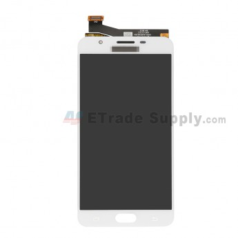 For Samsung Galaxy J7 Prime LCD Screen and Digitizer Assembly Replacement - White - With Logo - Grade S+ (7)