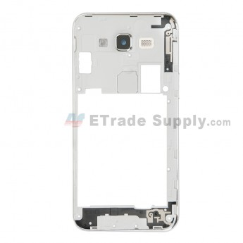 For Samsung Galaxy J7 SM-J700F Rear Housing Replacement - Gold - Grade S+ (7)