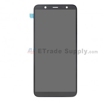 For Samsung Galaxy J8 (2018) J810 LCD Screen and Digitizer Assembly Replacement - Black - Without Logo - Grade S+ (0)