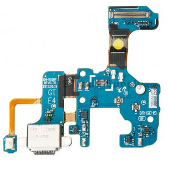 For Samsung Galaxy Note 8 N950F Charging Port Flex Cable Ribbon Replacement - Grade S+ (0)