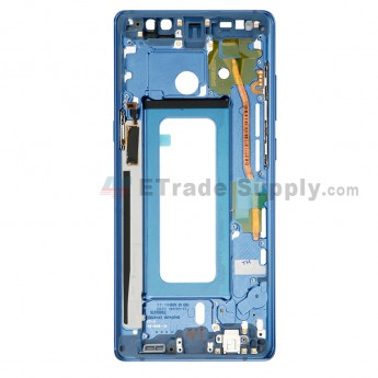 For Samsung Galaxy Note 8 N950U/N950F/N950FD/N950W/N950N Paitition Replacement - Blue - Grade S+ (0)