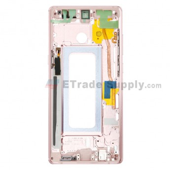 For Samsung Galaxy Note 8 N950U/N950F/N950FD/N950W/N950N Partition Replacement - Pink - Grade S+ (0)
