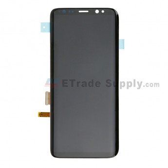 For Samsung Galaxy Note 8 Series LCD Screen and Digitizer Assembly Replacement - Black - Without Logo - Grade S+ (0)