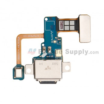 For Samsung Galaxy Note 9 N960U/N960F/N960N Charging Port Flex Cable Ribbon Replacement - Grade S+ (0)