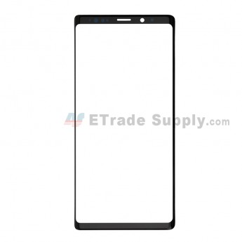 For Samsung Galaxy Note 9 Series Glass Lens Replacement - Black - Without Logo - Grade S+ (0)