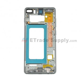 For Samsung Galaxy S10 Plus Series Partition Replacement - Green - Grade S (0)
