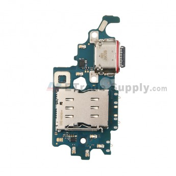 For Samsung Galaxy S21 (G991B/DS)Series Charging Port PCB Board Replacement - Grade S+ (0)