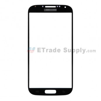 For Samsung Galaxy S4 I9500/I9505/I545/L720/R970/I337/M919 Glass Lens Replacement - Black Edition - Grade S+ (4)