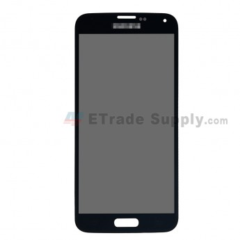 For Samsung Galaxy S5 G906 LCD Screen and Digitizer Assembly Replacement - Black - With Logo - Grade S+ (0)