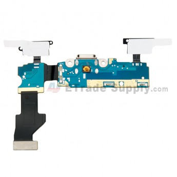 For Samsung Galaxy S5 Neo G903F Charging Port Flex Cable Ribbon Replacement - Grade S+ (0)