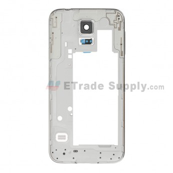 For Samsung Galaxy S5 Neo G903F Rear Housing Replacement - Black - Grade S+ (0)