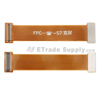 For Samsung Galaxy S7 SM-G930 LCD Screen Test Flex Cable Ribbon Replacement - Grade R (0)