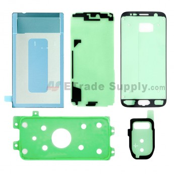 For Samsung Galaxy S7 Series Adhesive Set Replacement - Grade S+ (0)