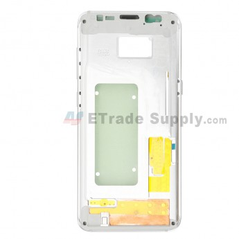 For Samsung Galaxy S8 G950U/G950A/G950V/G950T/G950P Partition Replacement - Silver - Grade S+ (0)