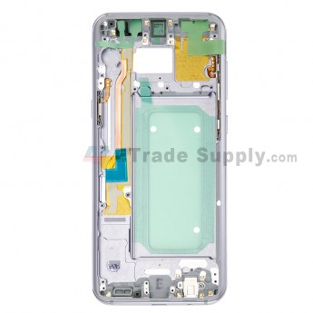 For Samsung Galaxy S8 Plus G955U/G955A/G955V/G955T/G955P/G955F Partition Replacement - Gray - Grade S+ (0)