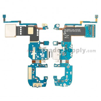 For Samsung Galaxy S8 Plus G955U Charging Port Flex Cable Replacement - Grade S+ (0)