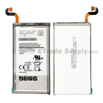 For Samsung Galaxy S8 Plus Series Battery Replacement - Grade S+ (0)
