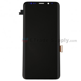 For Samsung Galaxy S9 Plus Series LCD Screen and Digitizer Assembly Replacement - Black - Without Logo - Grade R (0)
