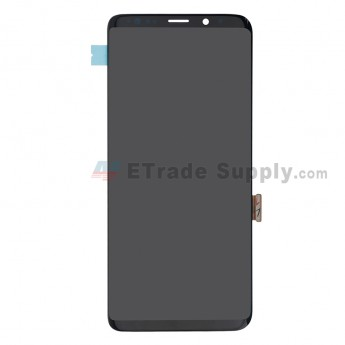 For Samsung Galaxy S9 Plus Series LCD Screen and Digitizer Assembly Replacement - Black - Without Logo - Grade S+ (0)
