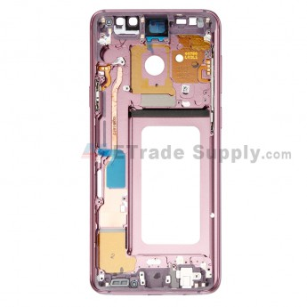 For Samsung Galaxy S9 Plus Series Partition Replacement - Purple - Grade S+ (0)