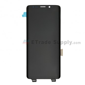 For Samsung Galaxy S9 Series LCD Screen and Digitizer Assembly Replacement - Black - Without Logo - Grade S+ (0)