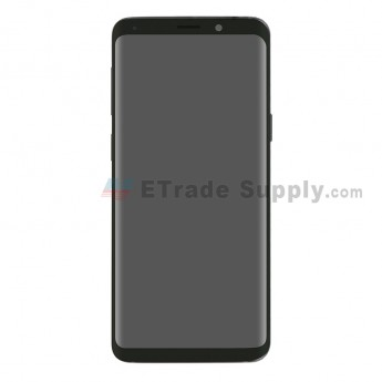 For Samsung Galaxy S9 Series LCD Screen and Digitizer Assembly with Front Housing Replacement - Gray - Without Logo - Grade S+ (0)