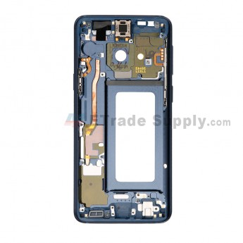 For Samsung Galaxy S9 Series Partition Replacement - Blue - Grade S+ (0)