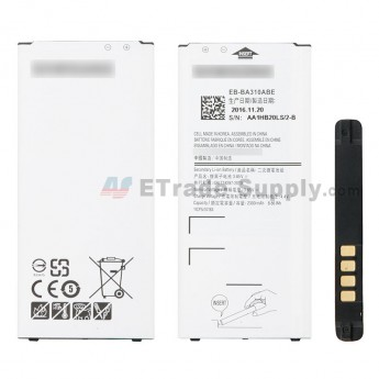 For Samsung Galaxy SM-A310F Battery Replacement - Grade S+ (0)