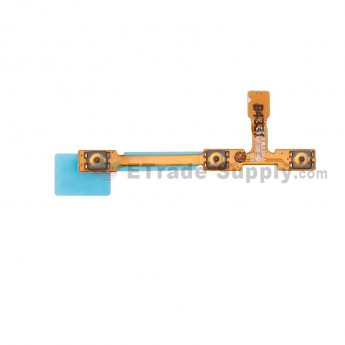 For Samsung Galaxy Tab 3 10.1 GT-P5200 Power Button Flex Cable Ribbon Replacement - Grade S+ (0)