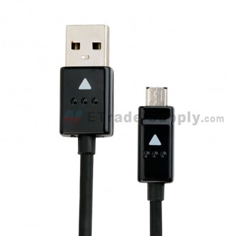 For Samsung Galaxy Tab 3 10.1 GT-P5200 USB Data Cable Replacement - Black - Grade S+ (0)