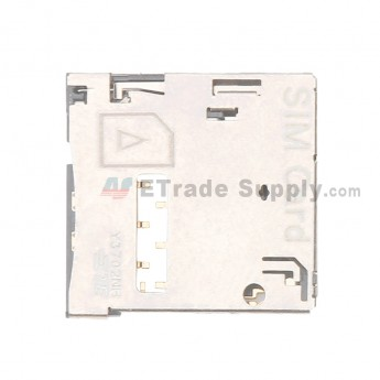 For Samsung Galaxy Tab 3 7.0 SM-T211 SIM Card Reader Contact Replacement - Grade S+ (0)