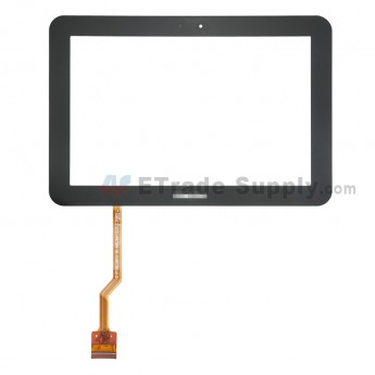 For Samsung Galaxy Tab 8.9 P7300 Digitizer Touch Screen Replacement - Black - With Logo - Grade S (0)