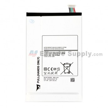 For Samsung Galaxy Tab A 8.0 T350 Battery Replacement - Grade S+ (0)
