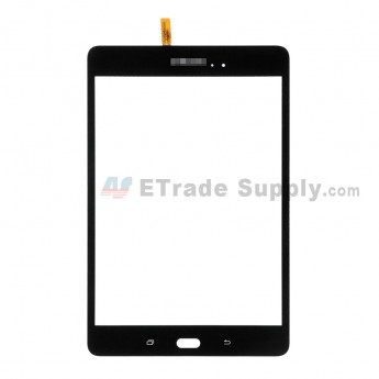 For Samsung Galaxy Tab A 8.0 T350 Digitizer Touch Screen Replacement - Black - Samsung Logo - Grade S+ (2)