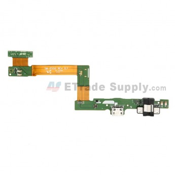 For Samsung Galaxy Tab A SM-P550 Charging Port Flex Cable Ribbon Replacement - Grade S+ (4)