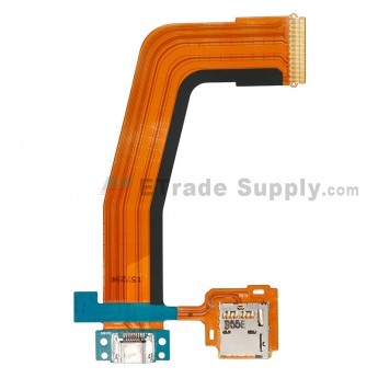 For Samsung Galaxy Tab S 10.5 SM-T807 Charging Port Flex Cable Ribbon Replacement - Grade R (0)