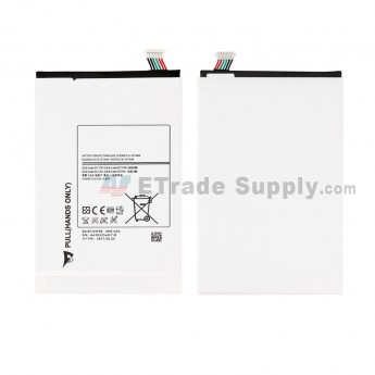 For Samsung Galaxy Tab S 8.4 SM-T700 Reclaimed Battery Replacement - Grade S+ (0)