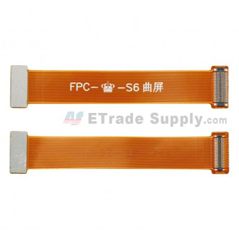 For Samsung S6 Edge SM-G925 LCD Screen Test Flex Cable Ribbon Replacement - Grade R (0)