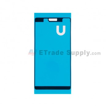 For Sony Xperia C4 Front Housing Adhesive Replacement - Grade R (0)