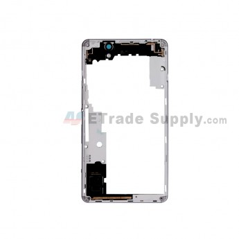 For Sony Xperia C4 Front Housing Replacement - White - Grade S+ (0)