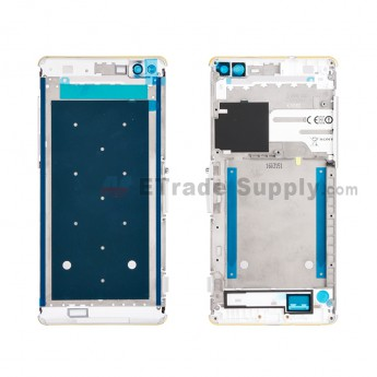 For Sony Xperia C5 Ultra Front Housing Replacement - White - Grade S+ (1)
